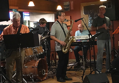 Eclectics at Dedham Square Coffeehouse