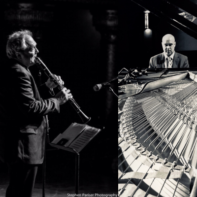 Larry Fuller Trio With Special Guest Ken Peplowski at Live From Larry's Place