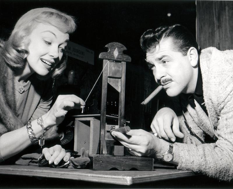 Ernie Kovacs and Edie Adams For Beginners
