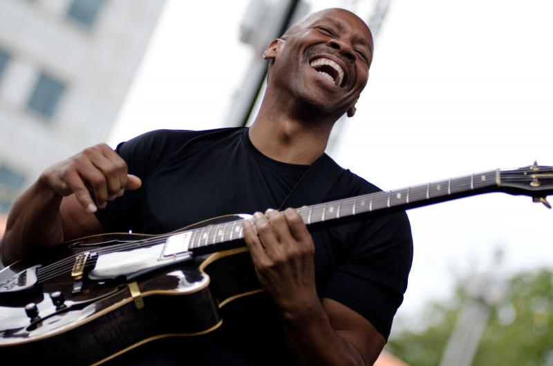 Changing of the Guard: The 33rd Annual Detroit Jazz Festival