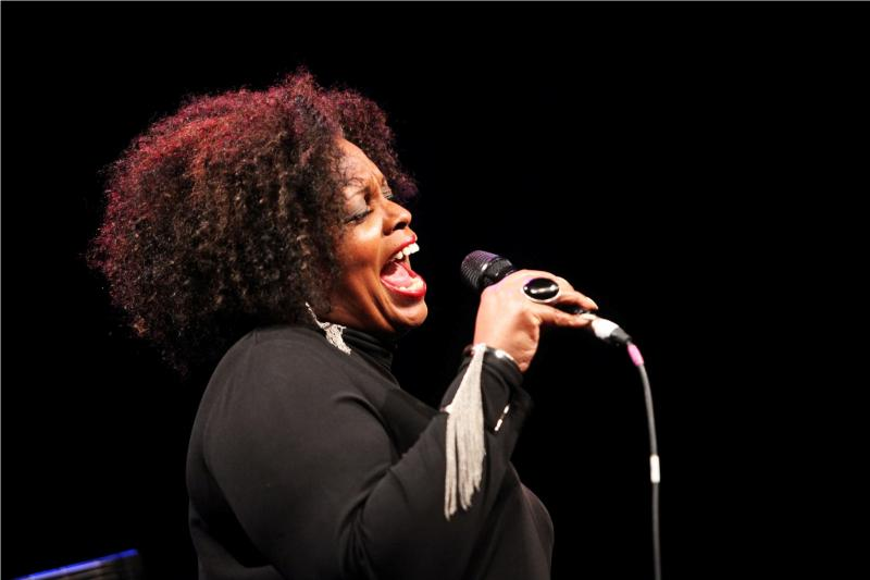 Dianne Reeves At The Belfast Festival 2014