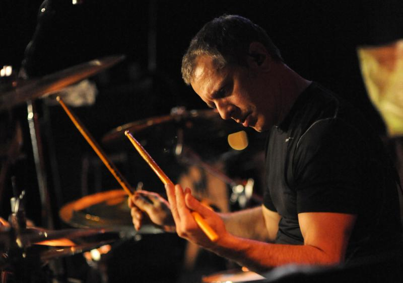 Dave Weckl:  On Time