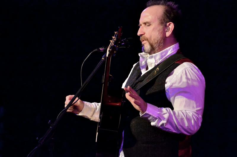 Colin Hay at the Concert Hall at the New York Society for Ethical Culture