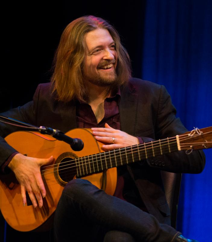 Juanito Pascual And The New Flamenco Trio Fall Tour