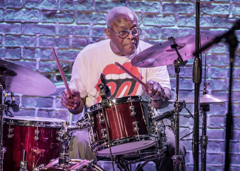 Jaimoe's Jasssz Band at the Iridium