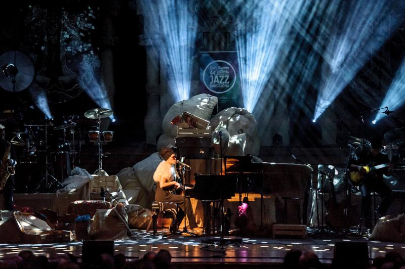 44 Voll-Damm Festival Internacional de Jazz de Barcelona: Melody Gardot