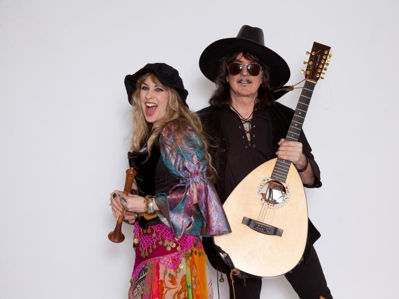 "New Album From Blackmore's Night ""Dancer And The Moon"""