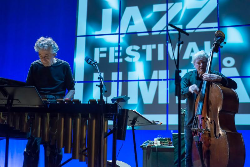 Jazz fran fyra scener i umea