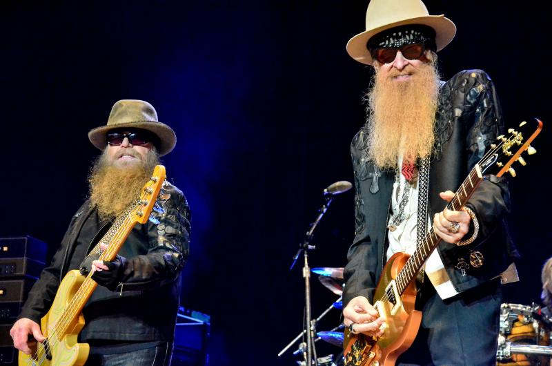 ZZ Top with special guests Gov't Mule at the Nikon at Jones Beach Theater