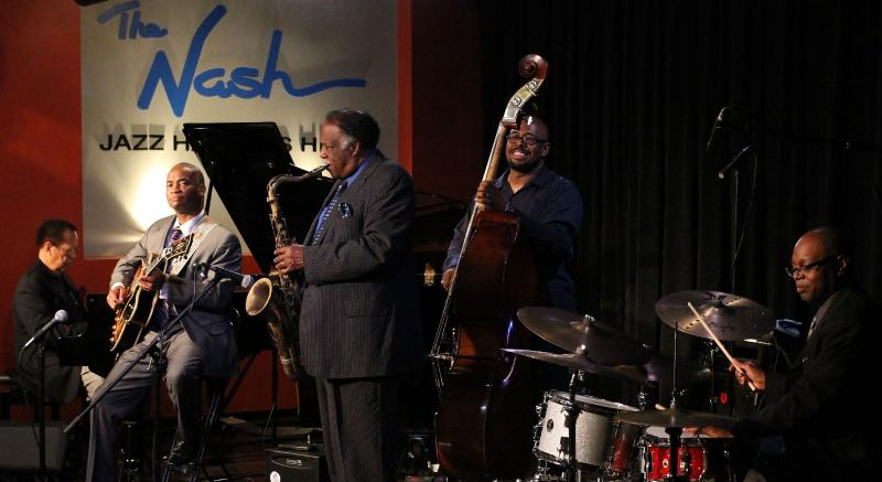Lewis Nash All-Star Quintet: Phoenix, AZ, October 3, 2012