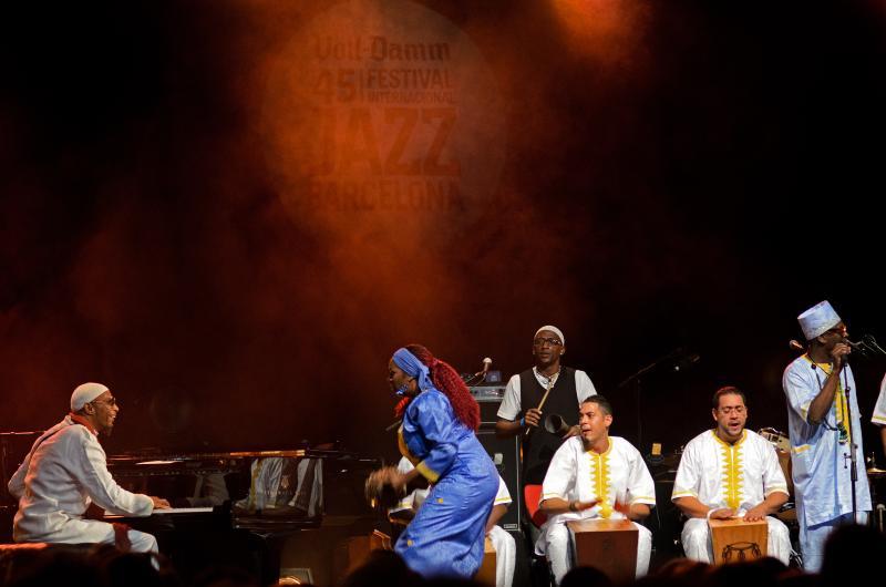 Barcelona Voll-Damm Jazz Festival 2013