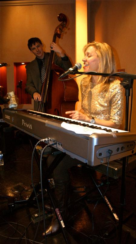 Melani Skybell Duo at Chocolate Secrets