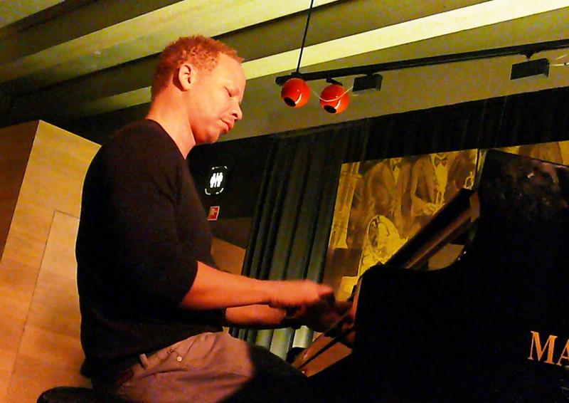 Craig Taborn Trio at Gent Jazz Club