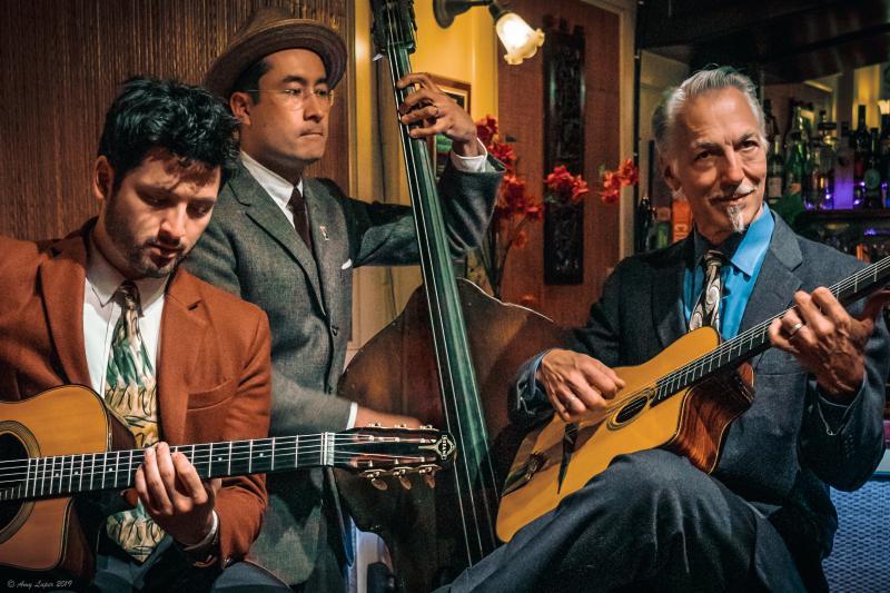 Le Jazz Hot Trio at Le Colonial San Francisco