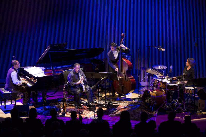 Wayne Shorter Quartet at SFJAZZ