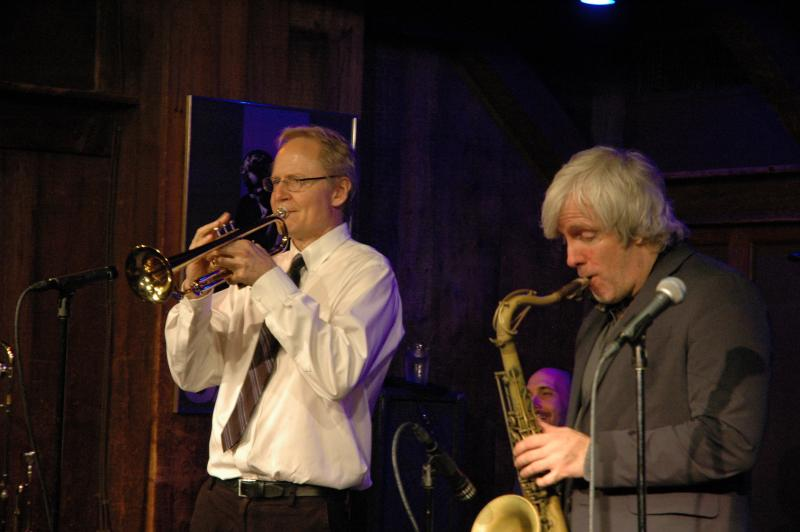 Grant Stewart Trio with Special Guest John Swana at Chris' Jazz Café