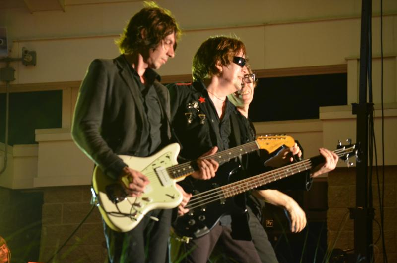 The Psychedelic Furs: Copiague, NY, August 5, 2011