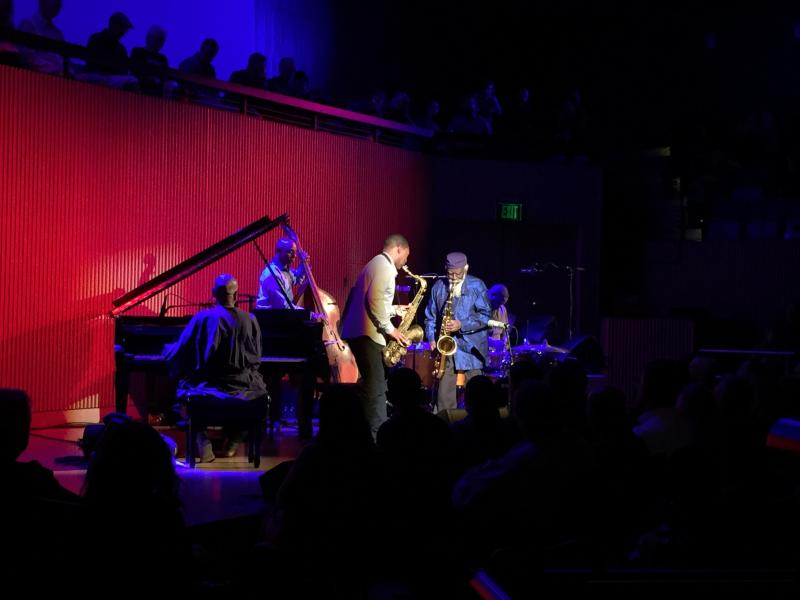Pharoah Sanders at SFJAZZ