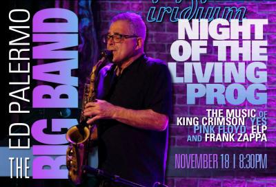 Ed Palermo Big Band at Iridium