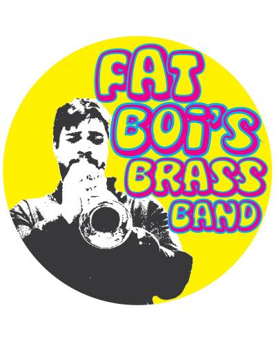 Fat Boi's Brass Band at BeanRunner Cafe