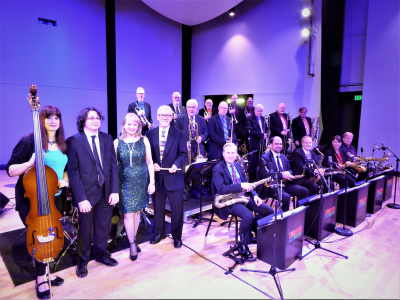 Stan Kenton Legacy Orchestra at The Nash
