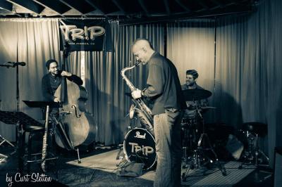 Dennis Mitcheltree Trio at Trip