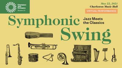 Virtual Performance: Symphonic Swing – Jazz Meets The Classics at Virtual Performance