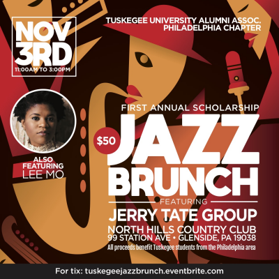Tuskegee Jazz Brunch at North Hills Country Club