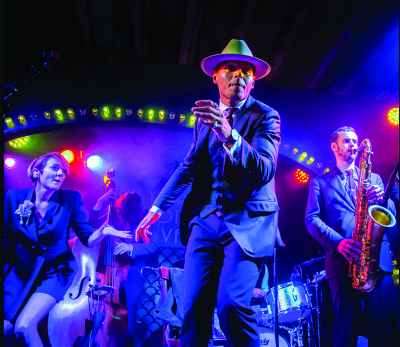 The Hot Sardines: Holiday Stomp at Manchester Craftsmen's Guild