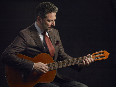 John Pizzarelli Trio for Centennial Reason: A 100 Year Salute to Nat King Cole at Folly Theater