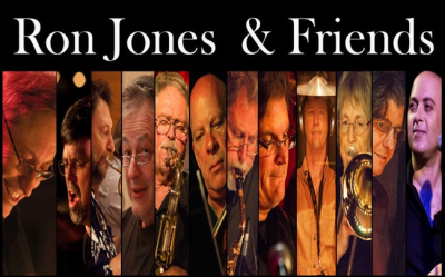 Ron Jones & Friends at Feinstein's At Vitello's