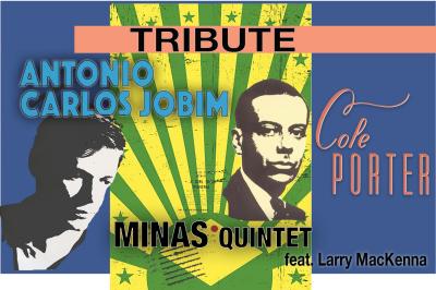 Minas Quintet with Larry McKenna at World Cafe Live