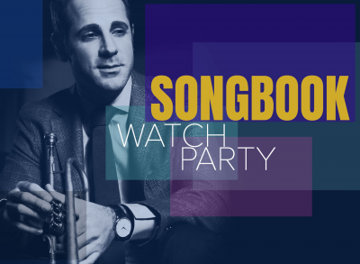Dominick Farinacci With Special Guests at Songbook Watch Party