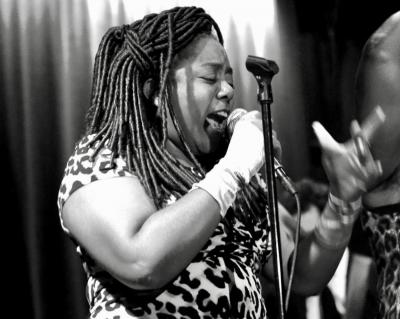 Seydurah & Her Avecmoi Band  - Harlem Jazz Singers Showcase at Gin Fizz Harlem