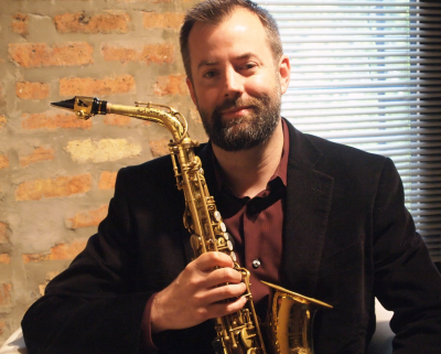 Shawn Maxwell at Schwartz's Point Jazz & Acoustic Club