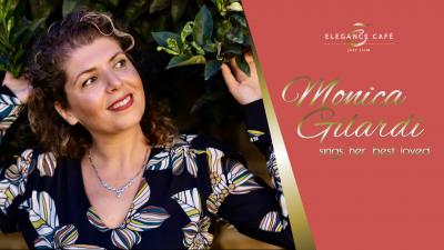 Monica Gilardi Sings Her Best Loved at Elegance Cafè Jazz Club
