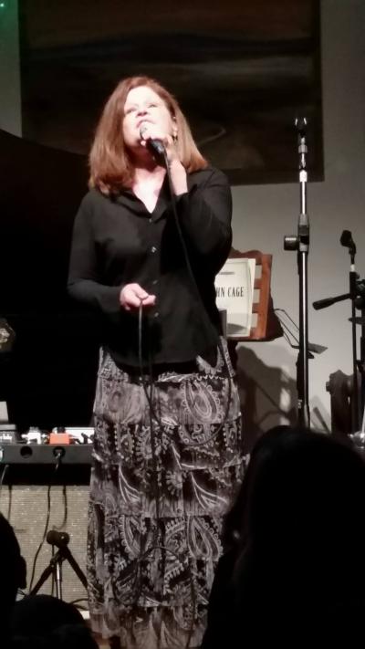 Kelly Meashey Quartet at Paris Bistro & Jazz Cafe