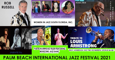 Palm Beach International Jazz Festival at Palm Beach International Jazz Festival at Raymond F. Kravis Center for the Performing Arts