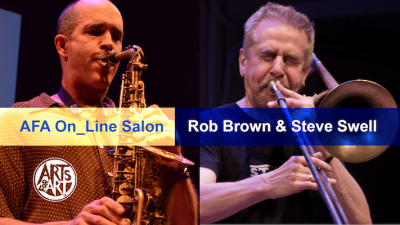 Rob Brown & Steve Swell at Brown And Swell Online