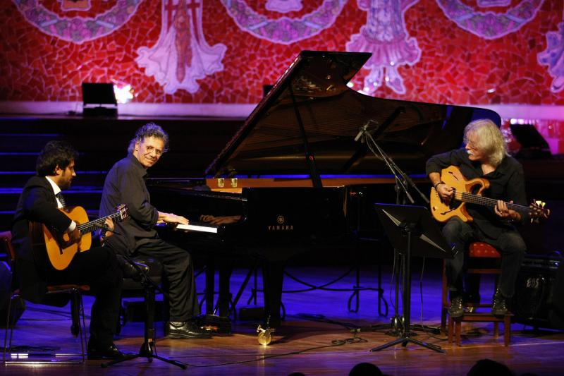 Chick Corea en el Festival de Jazz de Barcelona