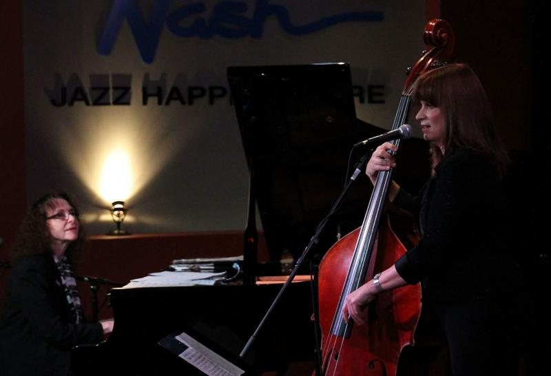 Jennifer Leitham-Judy Roberts Duo: Phoenix, Arizona, January 21, 2013