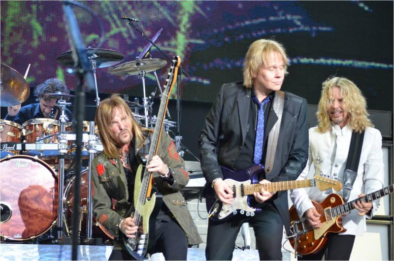 Styx / Yes: Wantagh, NY, July 11, 2011