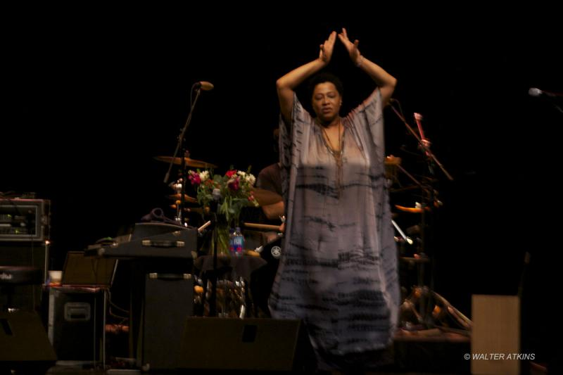 Lisa Fischer & Grand Baton At UCD Mondavi Center