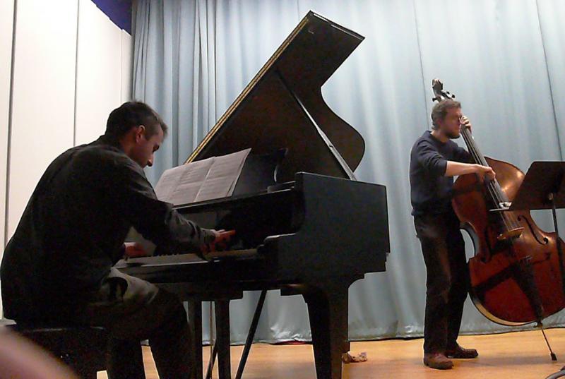 Convergence Quartet: Cambridge, UK, November 9, 2011