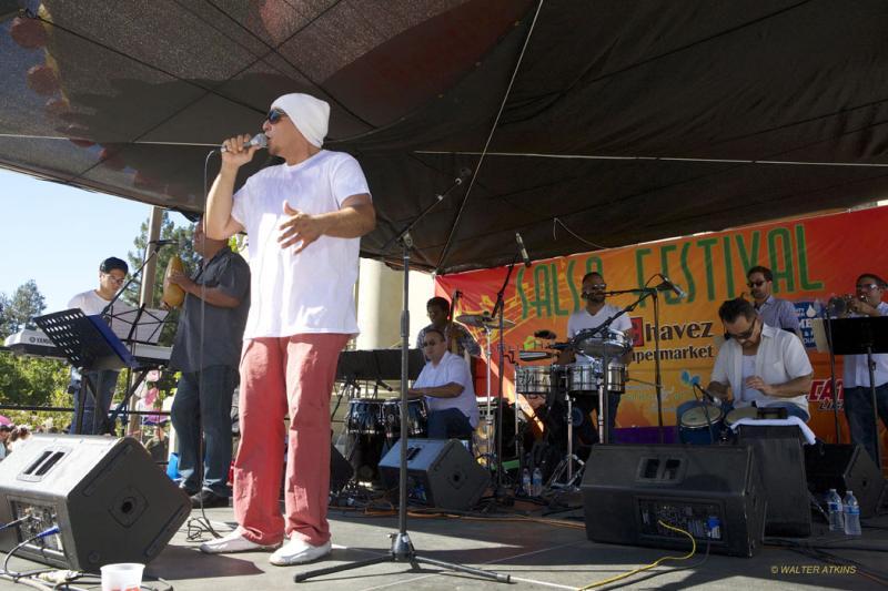 Redwood City Salsa Festival 2016