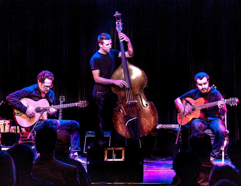Baltimore Bands Go On The Road With A New Generation Of Gypsy Jazz