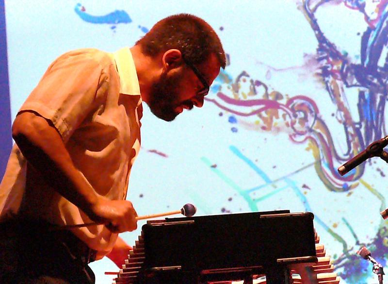 Jason Adasiewicz Sun Rooms Trio alla Sala Vanni, Firenze