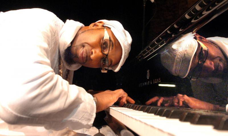 Omar Sosa: Bringing The World To The World