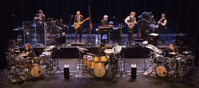 King Crimson at Salle Wilfrid-Pelletier / Massey Hall