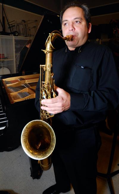 Carlos Vega's Quartet at Downstairs In The Cellar Series At Le Chat Noir at Le Chat Noir De Salis